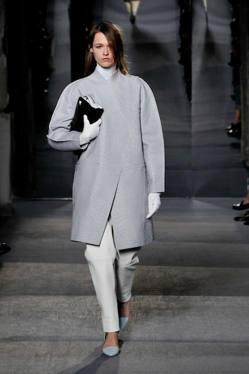 Proenza Schouler collection autumn-winter 2013-2014