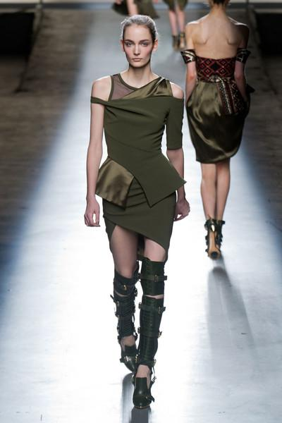 Style of a military from Prabal Gurung