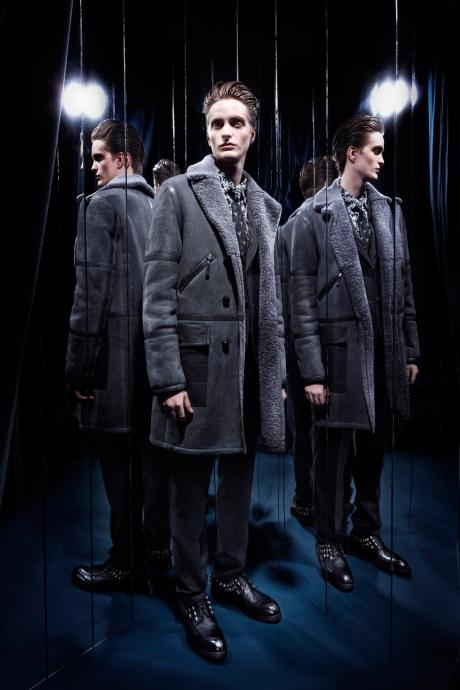 Gentlemens Clothes club Cavalli