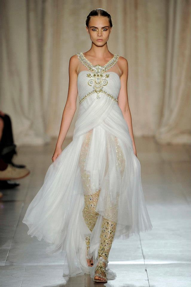 Marchesa collection spring-summer 2013