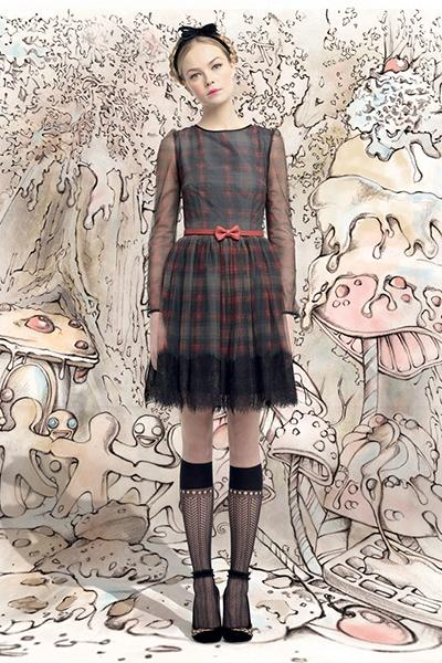 The German folklore from RED Valentino