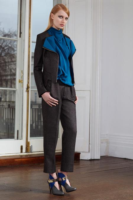 Roland Mouret Pre-Fall 2013. Wool, Paris and disco!