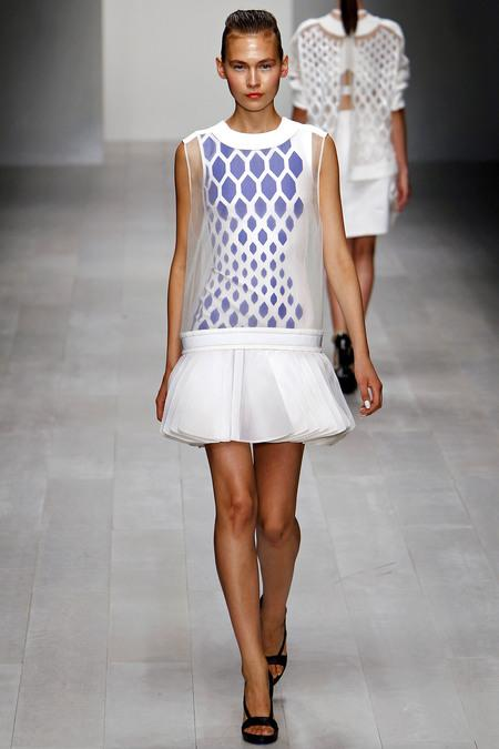 David Koma: tennis summer 2013