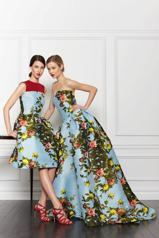 Clothes Carolina Herrera Pre-Fall 2013
