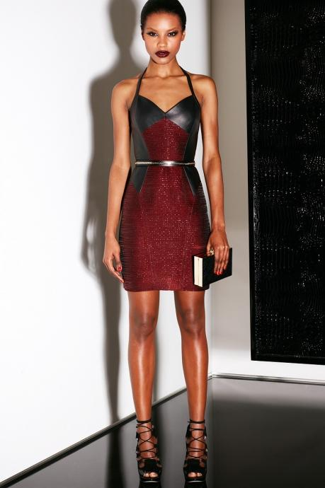 Leather temptation from Jason Wu