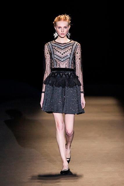 Alberta Ferretti collection autumn-winter 2013-2014