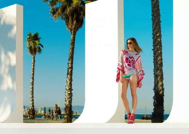 Sports Escada collection spring-summer 2013