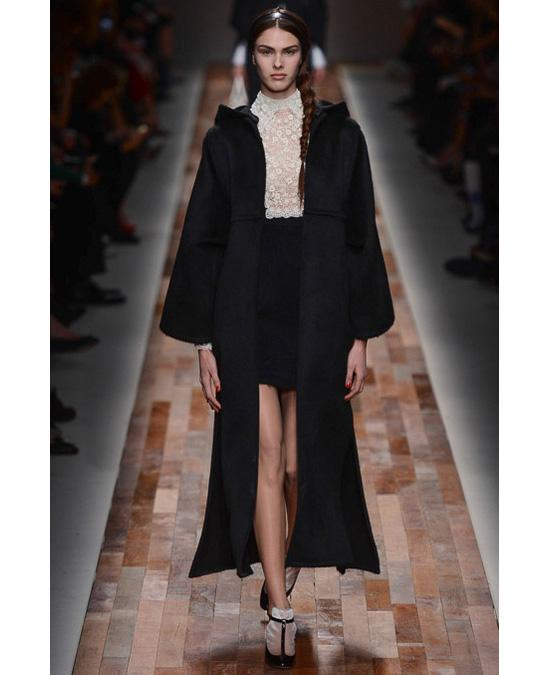 The spiritualized tranquillity from Valentino