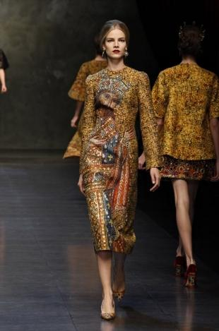 Divine collection from Dolce & Gabbana
