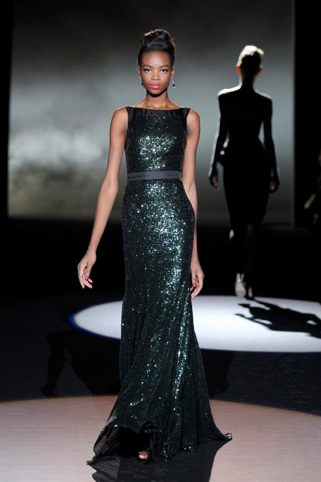 Badgley Mischka collection autumn-winter 2013-2014