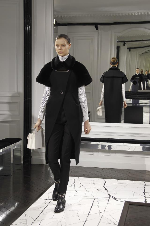 Balenciaga collection autumn-winter 2013-2014