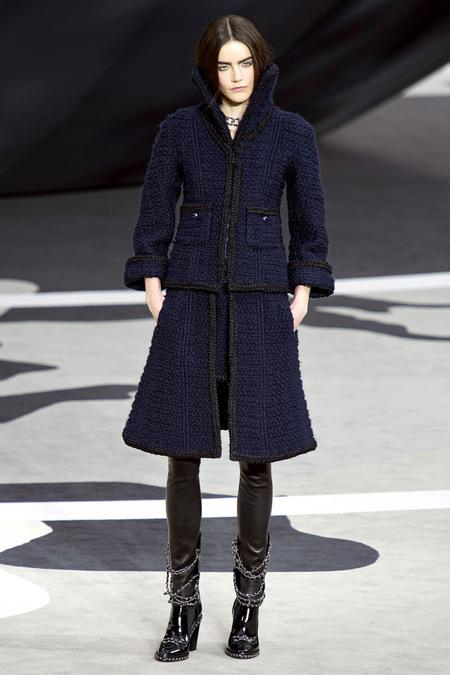 Chanel collection autumn-winter 2013-2014