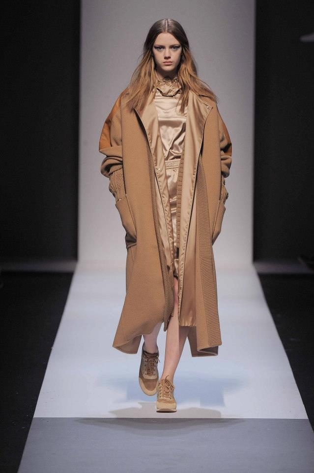 Max Mara collection autumn-winter 2013-2014