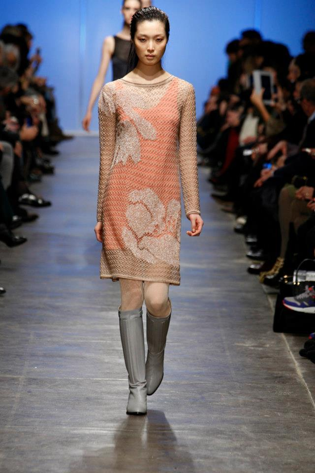 Missoni collection autumn-winter 2013-2014