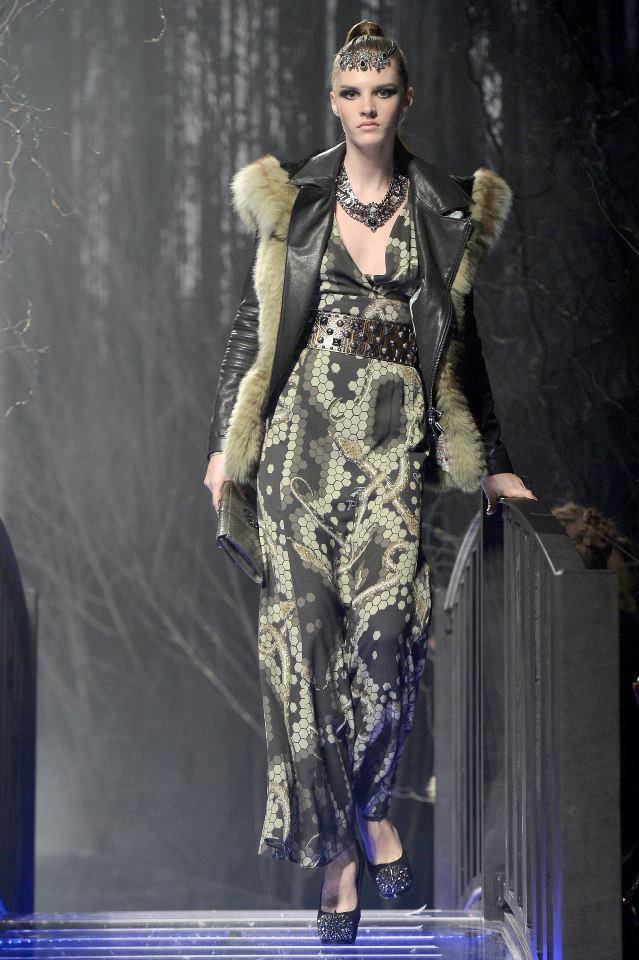Philipp Plein collection autumn-winter 2013-2014
