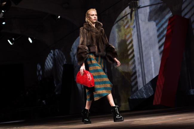 Prada collection autumn-winter 2013-2014