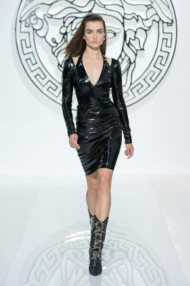 Versace collection autumn-winter 2013-2014
