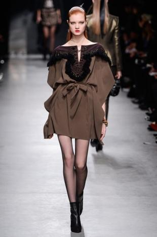 The neo – a gothic style from Alexis Mabille