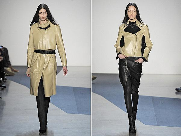 Autumn minimalism of Helmut Lang