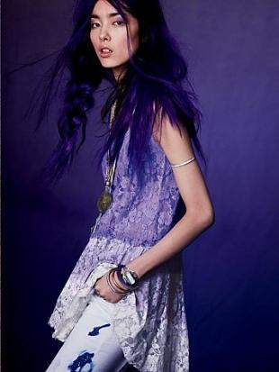 We celebrate arrival of spring together with Free People