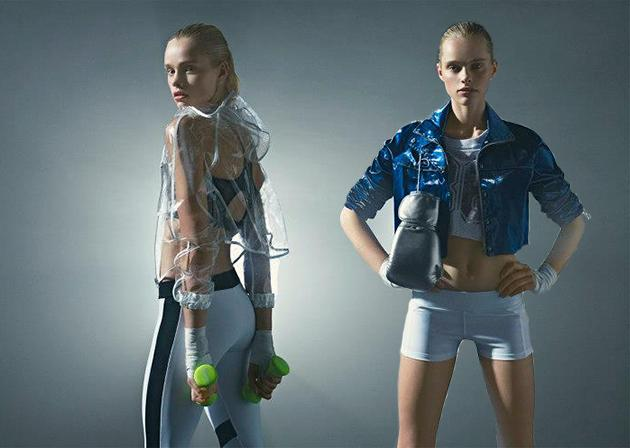 Sports and Clothes style